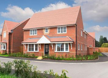 """Thumbnail 4 bedroom detached house for sale in """"Alnmouth"""" at Livingstone Road, Corby"""