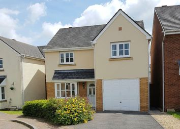 Thumbnail 4 bed detached house for sale in Lakeside Way, Nantyglo