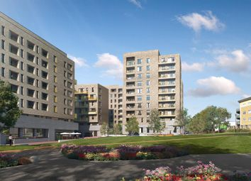 Thumbnail 2 bed flat for sale in Plot 112, Central Square Apartments, Acton Gardens, Bollo Lane, Acton, London