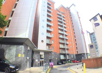 Thumbnail 1 bed flat to rent in Whitehall Quay, Leeds