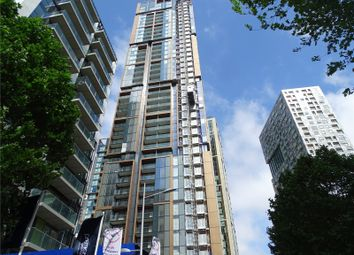 1 bed flat for sale in Maine Tower, Harbour Central, Canary Wharf, London E14