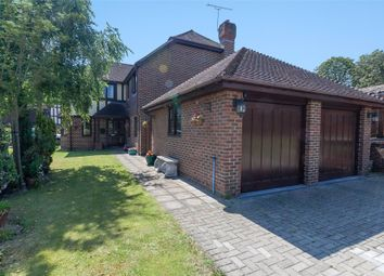 Thumbnail 4 bedroom detached house for sale in Brook Park, Dartford, Kent