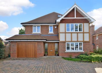 Thumbnail 5 bed detached house for sale in Embercourt Road, Thames Ditton