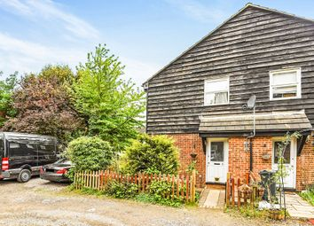 Thumbnail 1 bed end terrace house for sale in Moreton Avenue, Osterley, Isleworth