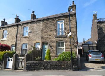 Thumbnail 3 bed end terrace house for sale in Church Road, Uppermill, Oldham