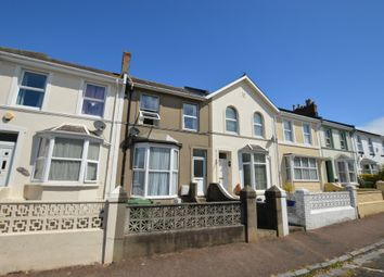 Thumbnail 2 bedroom flat to rent in Belmont Road, Torquay
