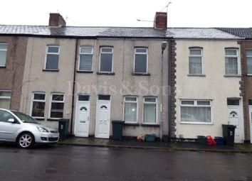 Thumbnail 2 bed terraced house for sale in Magor Street, Newport, Gwent.