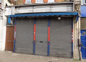 Thumbnail Retail premises for sale in West Green Road, London