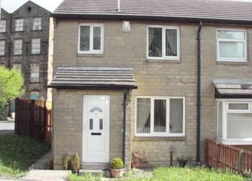 Thumbnail 3 bedroom end terrace house to rent in Chestnut Close, Aspley, Huddersfield
