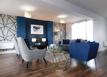 Thumbnail 3 bed flat to rent in Broadway Residences, 105 Broad Street, Birmingham