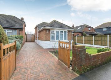 2 bed detached bungalow for sale in High Street, Manston, Ramsgate CT12
