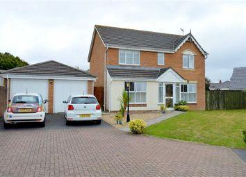 Thumbnail 4 bedroom detached house for sale in Coed Y Crwys, Three Crosses, Swansea