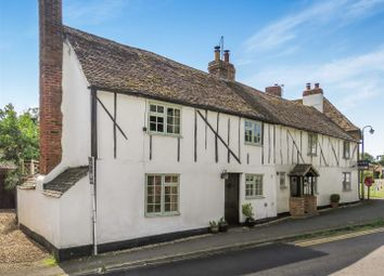 Thumbnail 2 bed end terrace house for sale in The Town, Great Staughton, St. Neots