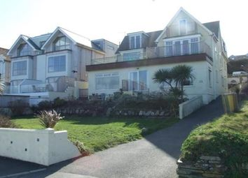 Thumbnail 3 bed flat to rent in Esplanade Road, Newquay