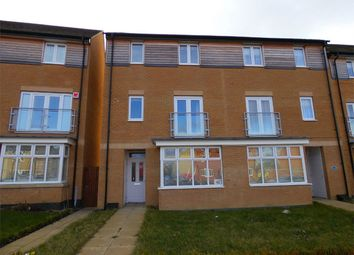 Thumbnail 4 bed semi-detached house to rent in Manor Drive, Peterborough, Cambridgeshire