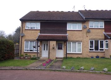 Thumbnail 2 bed end terrace house to rent in Oakfields, Worth, Crawley