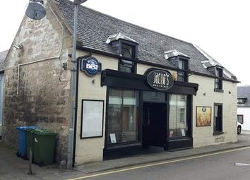 Thumbnail Leisure/hospitality for sale in Harbour Street, Nairn