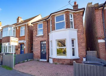 Thumbnail 3 bed detached house for sale in Edmund Road, Hastings, East Sussex