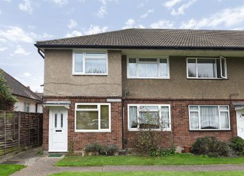 Thumbnail 2 bed flat for sale in Heatherdene Close, Mitcham
