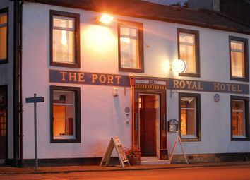 Thumbnail Hotel/guest house for sale in Marine Road, Port Bannatyne, Isle Of Bute