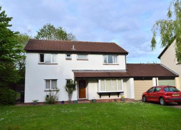 Thumbnail 4 bed detached house for sale in Scott Close, Staplegrove Park, Taunton, Somerset