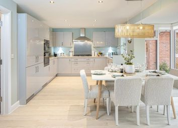 "Thumbnail 4 bedroom detached house for sale in ""Holden"" at Birmingham Road, Bromsgrove"