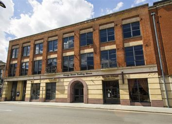 Thumbnail 2 bedroom flat for sale in George Street Trading House, Nottingham, Nottinghamshire