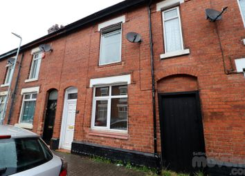 Thumbnail 2 bed property for sale in Bedford Street, Crewe