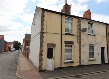Thumbnail 2 bed end terrace house to rent in High Street, Gainsborough