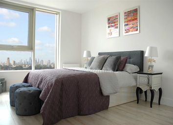 Thumbnail 3 bed flat for sale in Plaistow Road, London