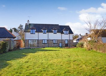 Thumbnail 4 bed detached house for sale in Hayfield Road, Exbourne, Okehampton