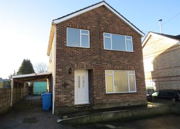Thumbnail 4 bedroom detached house to rent in Curtis Road, Parkstone, Poole