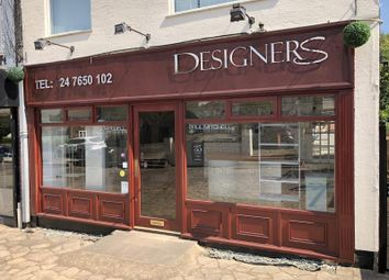 Thumbnail Retail premises to let in 42, Daventry Road, Coventry