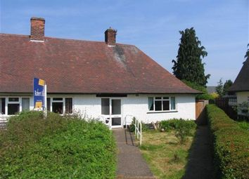 Thumbnail 3 bed bungalow to rent in Sutton Passeys Crescent, Wollaton