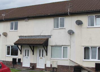 Thumbnail 2 bed terraced house to rent in Bishopswood, Brackla, Bridgend.