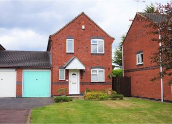 Thumbnail 3 bed detached house for sale in Magnolia Walk, Gloucester