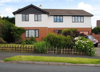 Thumbnail 4 bed detached house for sale in Lhon Vane Close, Onchan, Isle Of Man