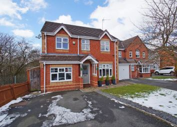 Thumbnail 4 bed detached house for sale in Carthorse Lane, Redditch