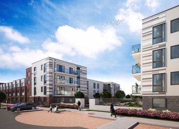 Thumbnail 1 bed flat for sale in The Hyde Building, 98 Fishers Way, Wembley, London