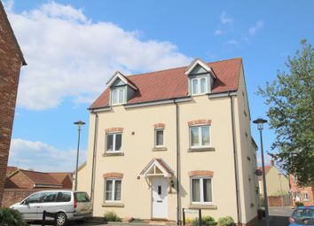 Thumbnail 4 bedroom semi-detached house to rent in Wight Row, Portishead, Bristol