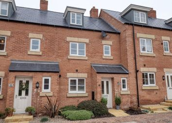Thumbnail 3 bed town house for sale in Lucerne Road, Biddulph, Staffordshire