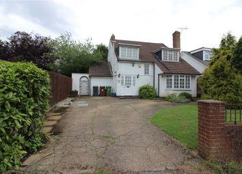 Thumbnail 3 bed detached house for sale in Grange Road, Elstree, Borehamwood, Hertfordshire