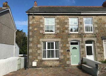 Thumbnail 4 bed semi-detached house for sale in Chariot Road, Illogan Highway, Redruth