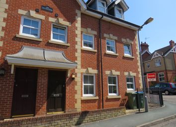 Thumbnail 2 bedroom maisonette for sale in Lenborough Road, Buckingham