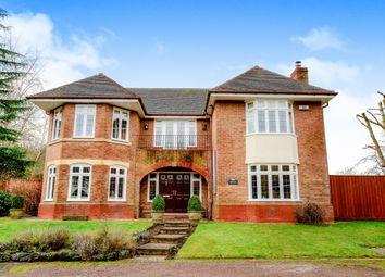 Thumbnail 5 bed detached house for sale in Kington Rise, Claverdon, Warwick