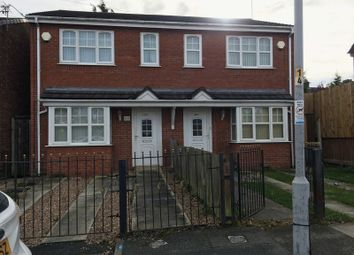 Thumbnail 3 bed semi-detached house to rent in Osborne Road, Litherland, Liverpool