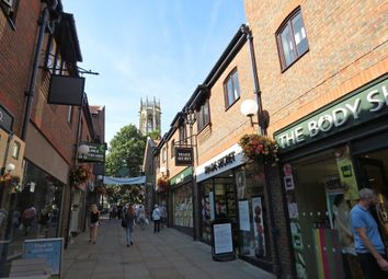 Thumbnail 1 bed flat to rent in Coppergate Walk, York