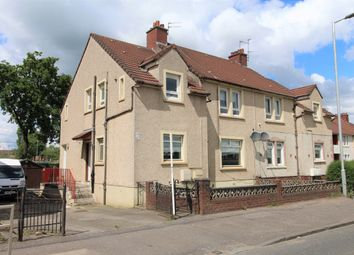 Thumbnail 2 bedroom flat for sale in Burnbank Street, Coatbridge
