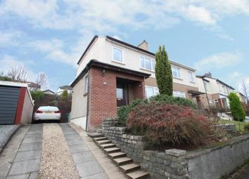 Thumbnail 3 bed semi-detached house for sale in Whitton Drive, Giffnock, Glasgow, East Renfrewshire