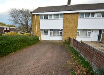 Thumbnail 3 bed end terrace house for sale in Eagle Way, Hatfield, Hertfordshire